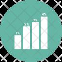 Analytics Chart Growth Icon
