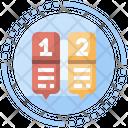 Infographic Elements Icon