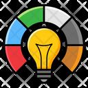 Infographic Idea Business Idea Business Innovation Icon