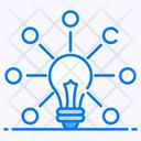 Infographic Idea Creative Idea Innovation Icon