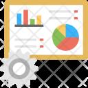 Infographic Management Icon