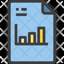 Report Infographics Chart Icon