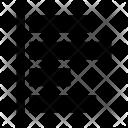 Infogrphic Bar Icon