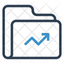 Inforgraphic folder Icon