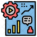 Information Analysis Knowledge Icon