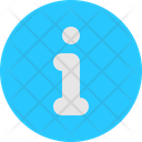 Information Info Interface Icon