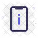 Mobile Support Information Icon
