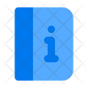 Information Book Library Icon