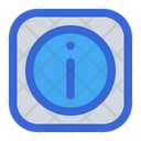 Information Communication Info Icon