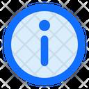 Information Point Symbol Icon