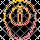 Information Location Icon