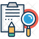 Case Study Research Icon