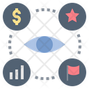 Vision Forecast Analysis Icon