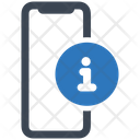 Information App Mobile Seo Plan Icon