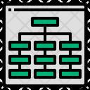 Information Architecture Information Design Flowchart Icon