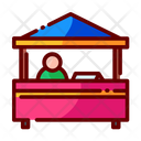 Information Booth Icon