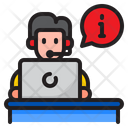 Information Call Info Icon