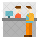 Information counter Icon