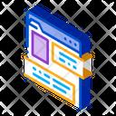 Information Document Folder Icon