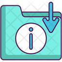 Information Download Icon