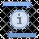 Information Exchange Icon