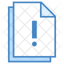 File Information Answers Icon