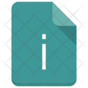 Information File Icon