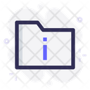 Information Folder Support Folder Information Icon