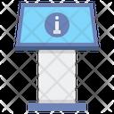 Information Kiosk Icon
