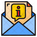 Mail Email Info Icon