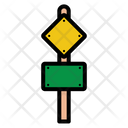 Information Sign Information Signage Road Sign Icon