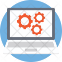 Information Technology Computer Icon