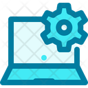 Information Technology Electronics Technology Icon