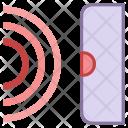 Infrared Sensor Icon