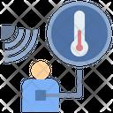 Covid 19 New Sensor Icon