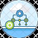Infrastructure Management Icon