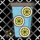 Infuse Water Lemon Water Lemon Icon