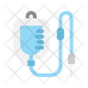 Medical Healthy Infusion Icon
