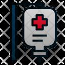 Infusion Medicine Healthcare Icon