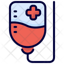 Infusion Medical Healthcare Icon