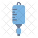 Bag Blood Drop Icon