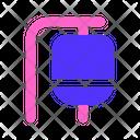 Infusion Tranfusion Drip Icon
