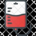 Infusion Liquid Medical Icon