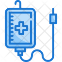Infusion Drip Medical Icon