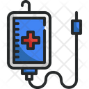 Infusion Bottle Icon