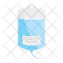 Infusion Bottle Infusion Transfusion Icon