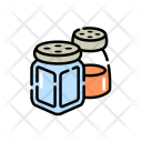 Ingredient Salt Shaker Icon