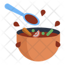 Ingredients Meal Dish Icon