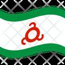 Flag Country Ingushetia Icon