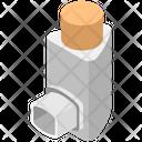 Inhaler Asthma Inhaler Inhalation Icon